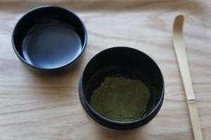 ヨーグルトパックに緑茶を混ぜれば最強です!