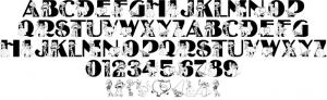 http://www.fontspace.com/londons-letters/lms-beyond-infinity#bubblen_lineq_copyandpastebanned