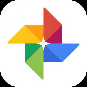 Googleフォトアイコン