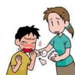 子供の咳を早く止めてあげる5つの方法!長引くと肺炎に