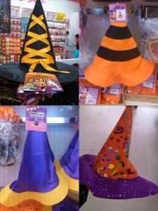 ハロウィン帽子