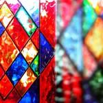 ステンドグラスネイルのやり方♡-芸術の秋を指先から楽しむ-