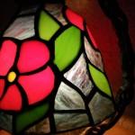 100均ガラス絵の具で作れるステンドグラス風の素敵な作品集♪