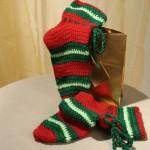 クリスマス用の靴下の作り方!手縫いでも簡単に出来ちゃう♪