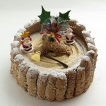 クリスマスによく聞くブッシュドノエルの意味・由来って?