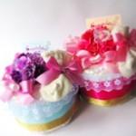 自分好みに作れるかわいいおむつケーキの作り方♡