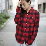 秋から冬まで着こなし力No.1!レディースチェックシャツのコーデ術21選!